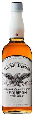 Jesse James Whiskey Spiced